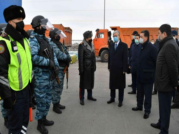 Kazakhstan takes decisive steps to stop spread of COVID-19