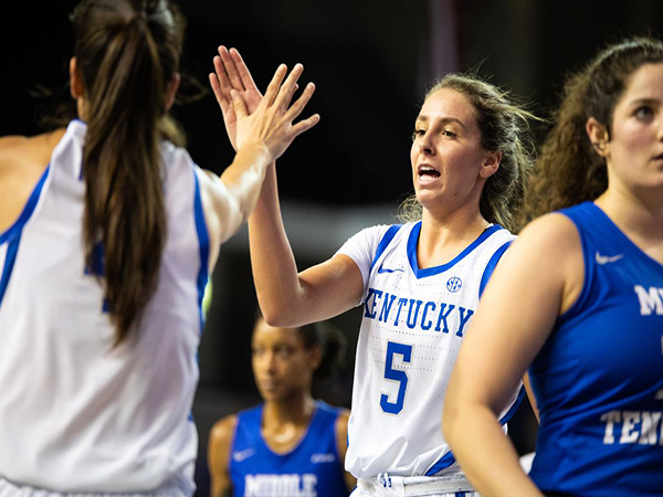UK grabs third consecutive win with victory over Murray State