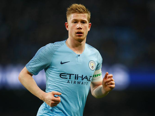Premier League: Manchester City midfield maestro Kevin De Bruyne doesn't like to lose to wife or son