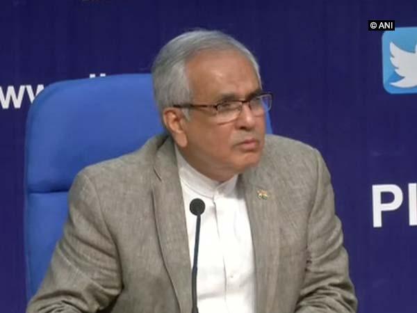 Vice-Chairman NITI Aayog, Rajiv Kumar