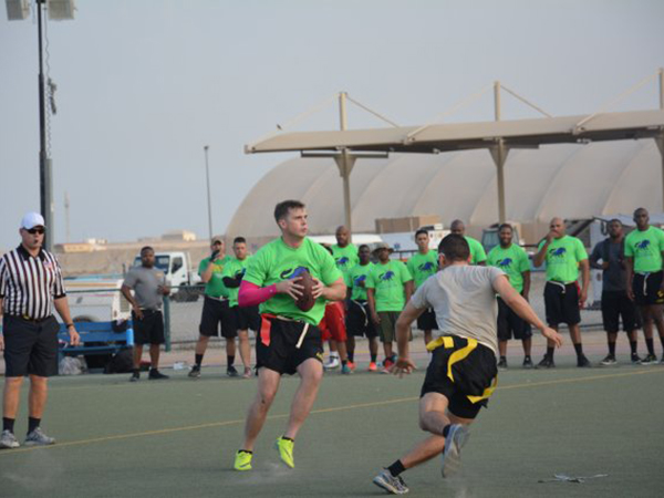 Inspiring start in 2019 for rugby in Kuwait