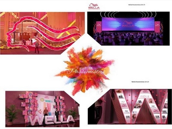 Launch of Wella Passionistas