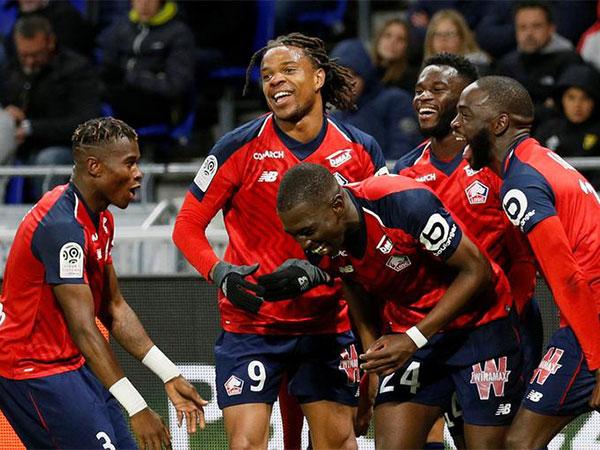 Lille, Lyon share spoils, Saint-Etienne rally past Monaco in Ligue 1