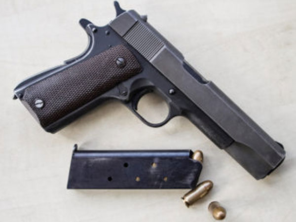 Loaded gun found in carry-on at Richmond airport
