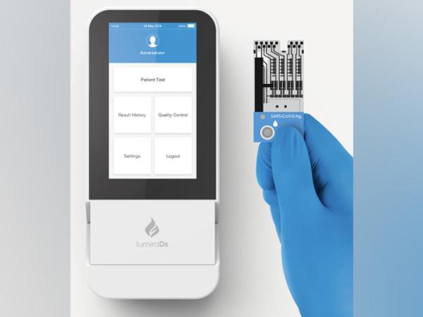 LumiraDx Platform and SARS-CoV-2 Antigen test