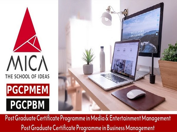 MICA launches PG Programs in Media & Entertainment Management and Business Management online with Ivory Education