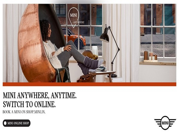 MINI Anywhere, Anytime. Switch to online with the MINI Online Shop