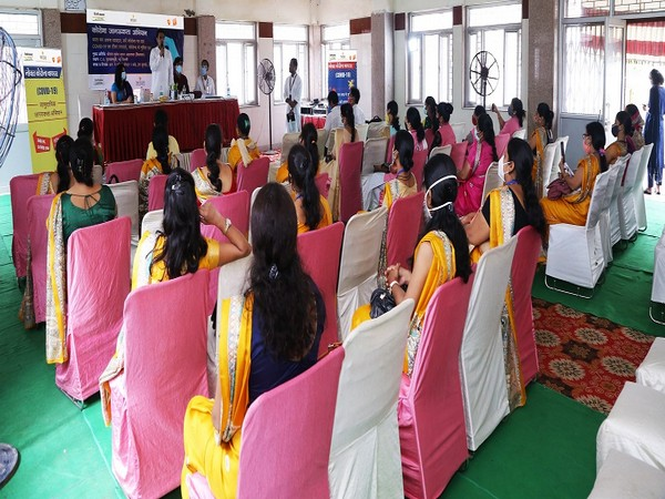 WISH organized a sensitization event at Sultanpur Majra in the North-West district of Delhi