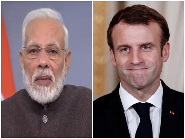 Modi talks to Macron over phone, says committed to strengthening India-France strategic partnership
