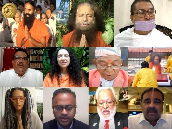 Mahayagya by Gandhi Mandela Foundation.