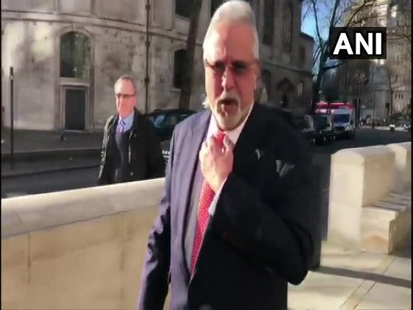 Vijay Mallya appears for second day of hearing at UK High Court over extradition case