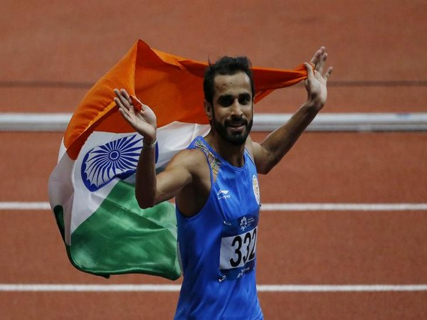 Asian Games: India strike gold, silver in men's 800m