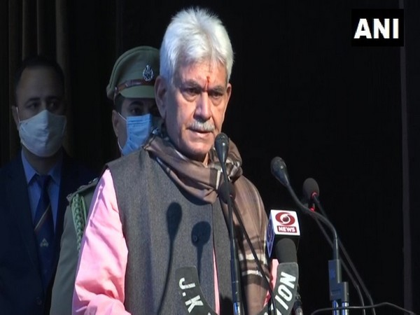 Lieutenant Governor of Jammu and Kashmir Manoj Sinha (File Photo)