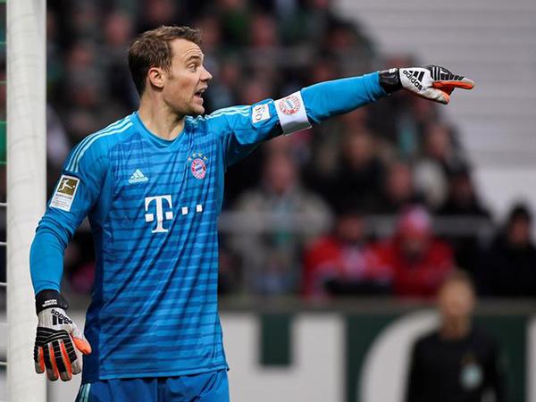 'Dortmund are not unbeatable' - Neuer optimistic Bayern can still retain German title