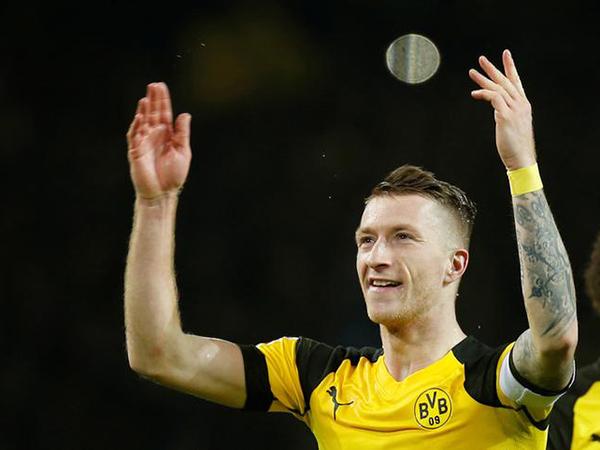 Reus raring to return for Bundesliga leaders Dortmund
