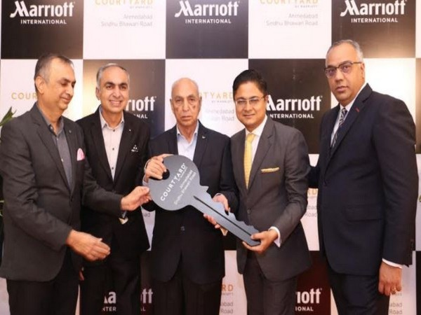 Courtyard by Marriott announces the Opening of its Second Hotel in Ahmedabad, India