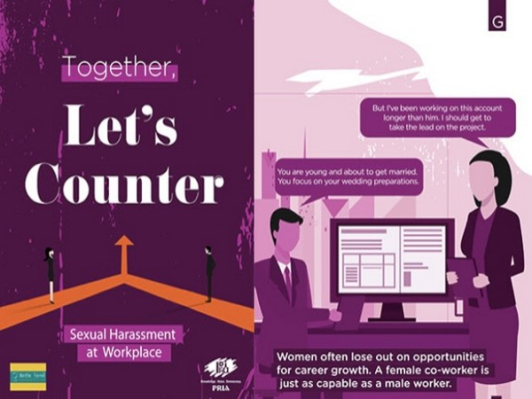Martha Farrell Foundation launches online training program to spread awareness about Sexual Harassment at Workplace