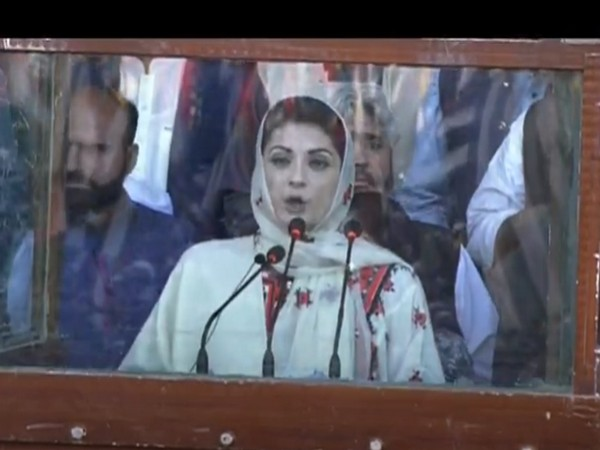 'Someone else pulls strings of those who rule you: Maryam Nawaz at Quetta rally