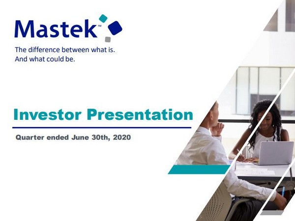 Mastek Q1 total income up 59 pc at Rs 403 cr on new client wins