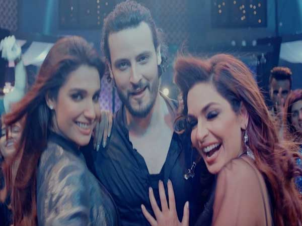 Meera and Amna Ilyas have a dance-off in Baaji's latest song