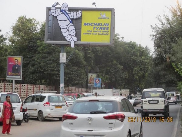 Ignite Mudra brings the iconic Michelin Man back on Indian OOH Landscape