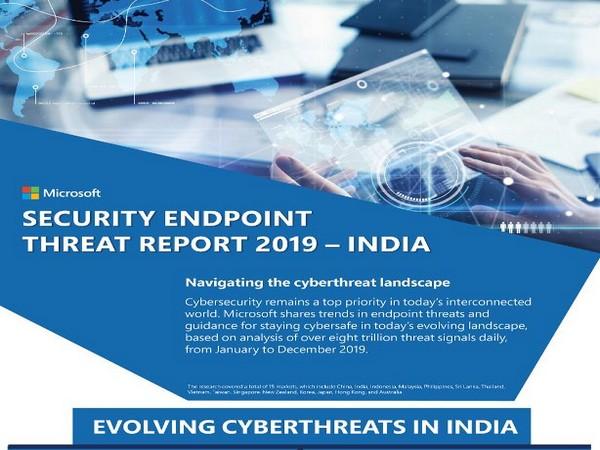 Malware, ransomware attacks pose biggest cyberthreat challenge in India: Microsoft