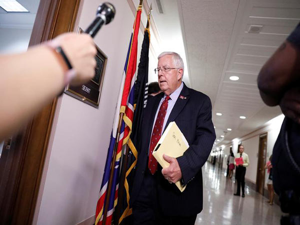 Wyoming Sen. Mike Enzi says he will not seek reelection in 2020
