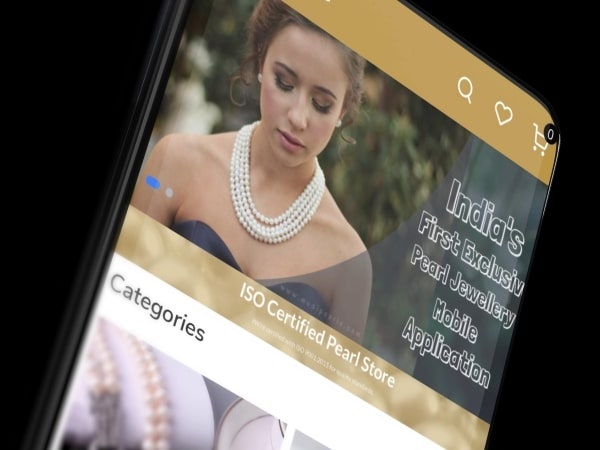 Modipearls.com launches India's first pearl shopping app for iOS and Android