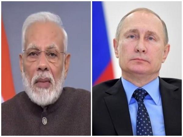 Coronavirus: Modi, Putin discuss humanitarian issues and global economy