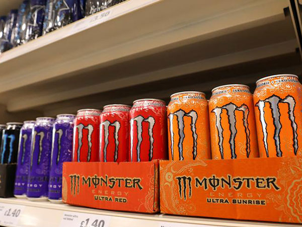 Why Monster Beverage Stock Dropped 15% in March