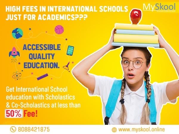 MySkool - The affordable international school