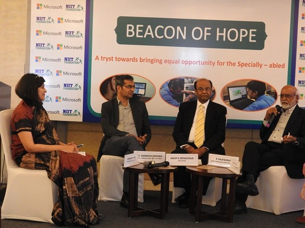 NIIT Foundation organises 'Beacon of HOPE' - A tryst towards bringing equal opportunity for specially-abled