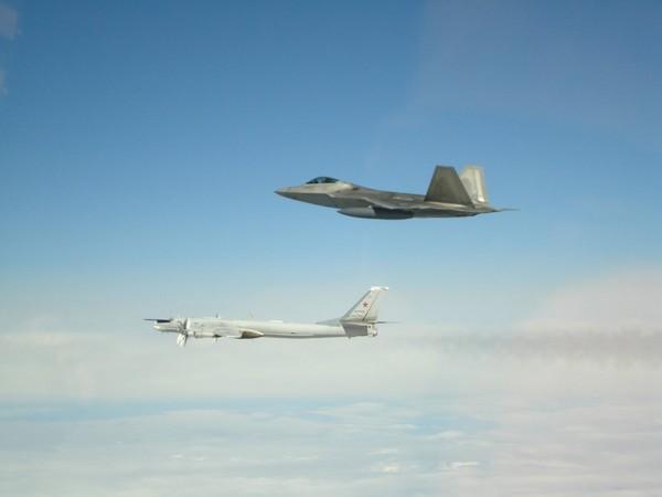 US F-22 jets intercept Russian maritime patrol aircraft off Alaska