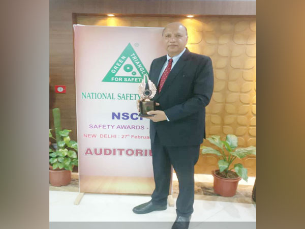 National Safety Council of India confers award to Parijat Industries