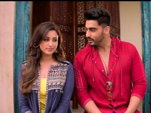 Parineeti Chopra and Arjun Kapoor in 'Namaste England' trailer