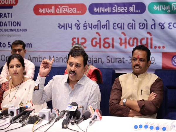 The campaign was kicked off by education minister Jitu Vaghani and Surat Mayor Hemali Boghawala.