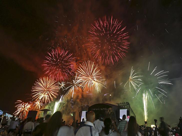 Cost of New Year's Eve in UAE: From Dh12,000 to being free
