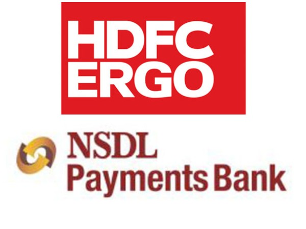 NSDL Payments Bank, HDFC ERGO join hands to offer customised insurance solutions to customers