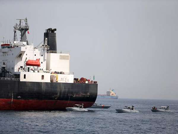 Two Saudi oil tankers among 'sabotaged' ships off UAE coast