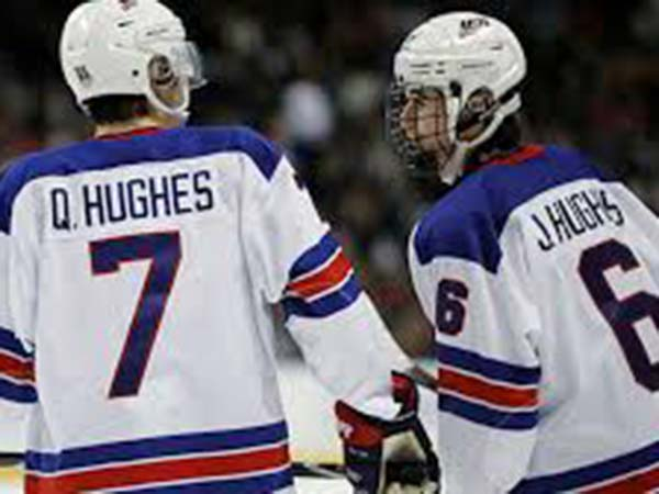Old rivals USA, Russia meet in World Junior semifinals