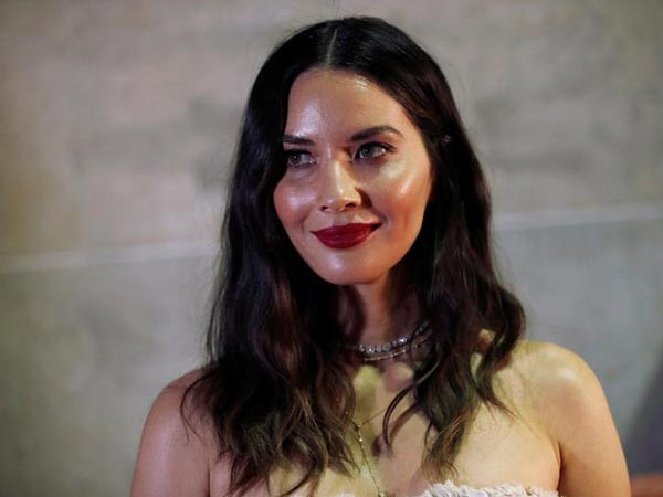 Olivia Munn finds little support from 'Predator' peers