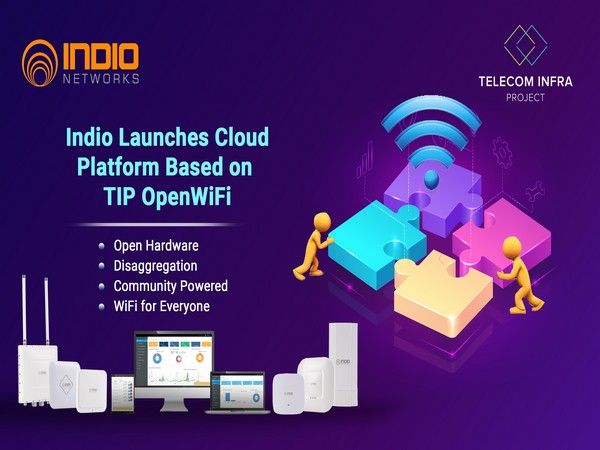 Indio Networks debuts TIP OpenWiFi System