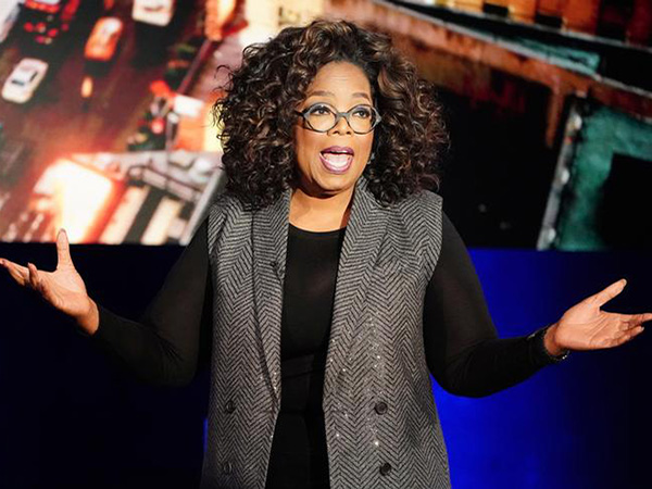 Oprah Winfrey shares what she 'splurged on' after getting her 'first check for a million dollars'