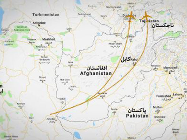 New Air Routes Opened As Pakistan Airspace Remains Closed