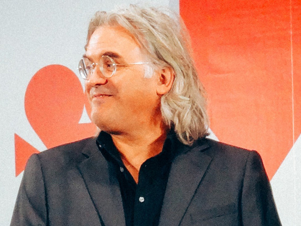 Paul Greengrass, the director of '22 July'