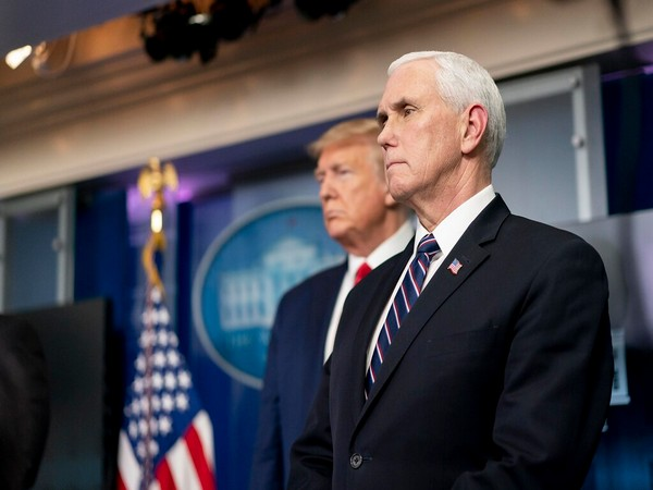US Vice President Mike Pence (File pic)