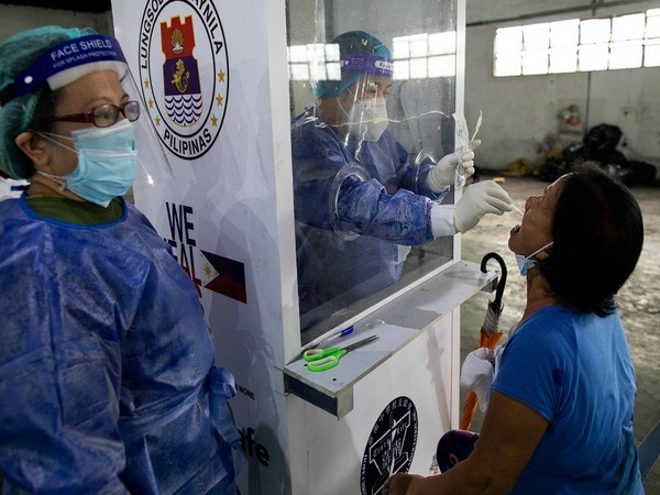 Philippines reports 1,968 new COVID-19 cases