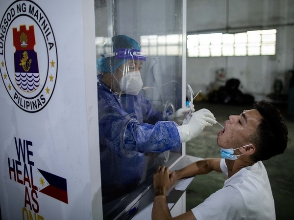 Philippines reports 1,761 new COVID-19 infections