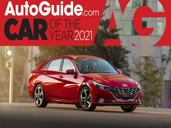 "Hyundai Avante, selected as ""2021 Car of the Year"" by Canadian AutoGuide"