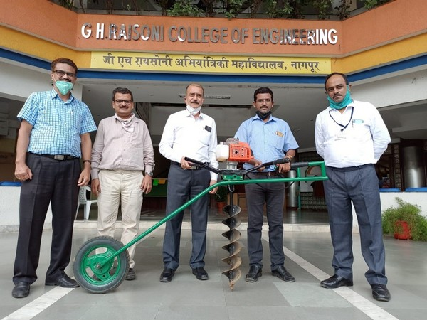 Nagpur's GH Raisoni College of Engineering shines in Research and Innovation